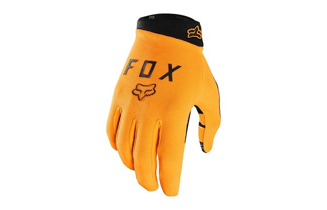 GANTS FOX KID RANGER OPEN ORANGE 2019