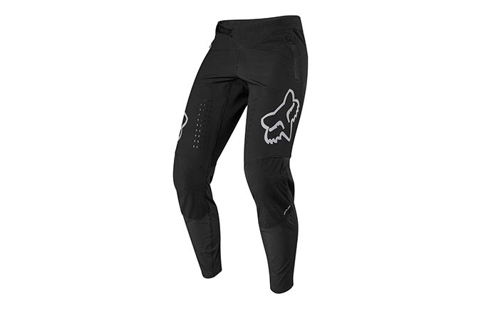 PANTALON FOX DEFEND KEVLAR BLACK