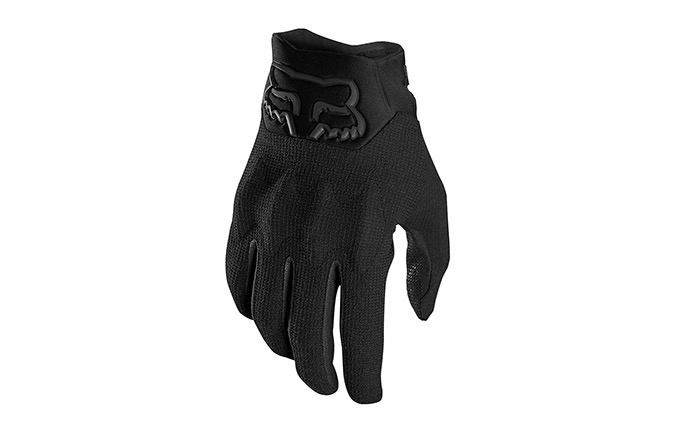 GANTS FOX  DEFEND KEVLAR D30 BLACK