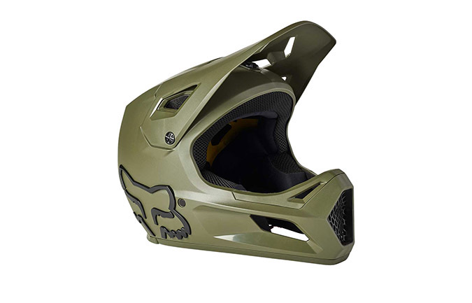 CASQUE FOX RAMPAGE OLIVE GREEN