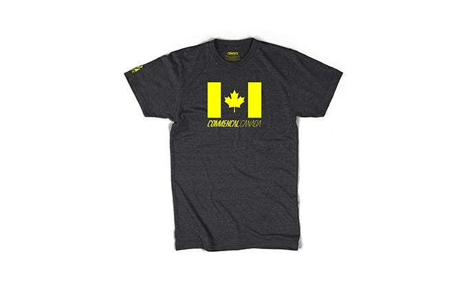 T-SHIRT COMMENCAL CANADA