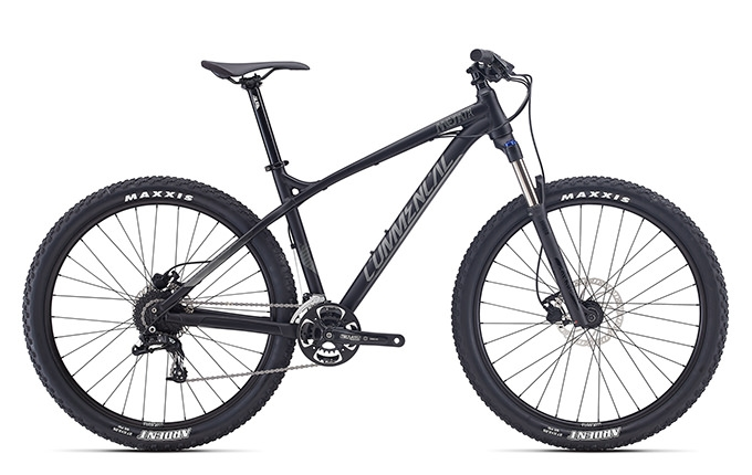 META HT TRAIL RIDE 650B BLACK