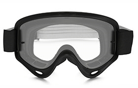 MASQUE OAKLEY O FRAME MX NOIR CLEAR LENS
