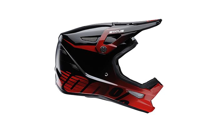 CASQUE 100% STATUS SELECTA RED
