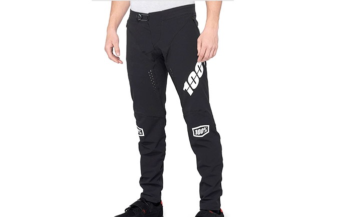PANTALON 100% R-CORE X BLACK