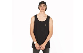 TANK TOP COMMENCAL BLACK 2020