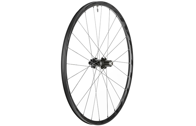ROUE AR EASTON HAVEN 650B 142X12 11V