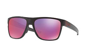 LUNETTES OAKLEY CROSSRANGE XL BLACK INK/PRIZM ROAD