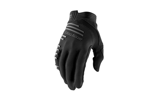 GANTS 100% R-CORE BLACK