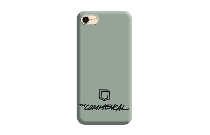 COQUE COMMENCAL IPHONE 7/8/SE HERITAGE GREEN