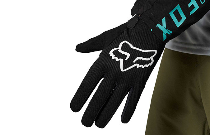GANTS FOX HEAD KIDS RANGER BLACK