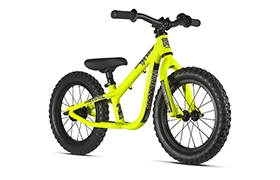 RAMONES 14 PUSH BIKE YELLOW