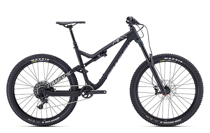 META AM V4.2 ESSENTIAL 650B BLACK 2017