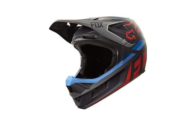 CASQUE FOX RAMPAGE PRO CARBON BLACK/RED