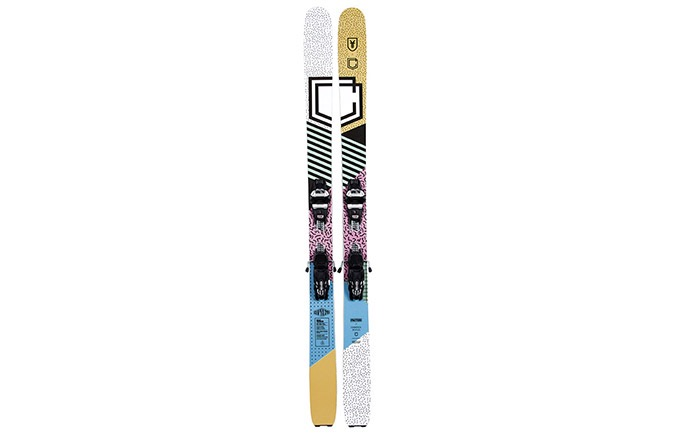 SKIS COMMENCAL SUPREME 186 + FIXATIONS MARKER GRIFFON 13 ID
