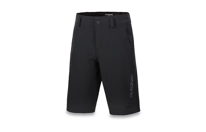 SHORT DAKINE KIDS PACE BLACK  2018