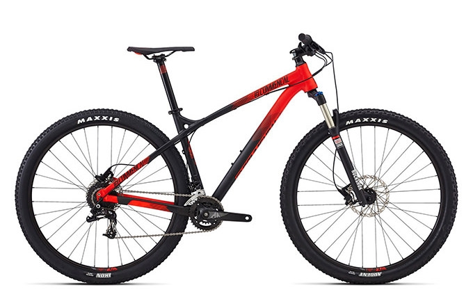 META HT TRAIL 29 RED 2016