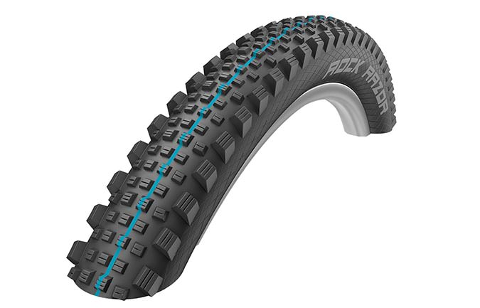 PNEU SCHWALBE ROCK RAZOR 27.5 X 2.35 TUBELESS EASY ADDIX SPEED GRIP