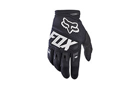 GANTS FOX DIRTPAW RACE BLACK