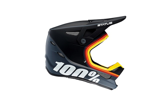 CASQUE 100% KID STATUS KRAMER 2019