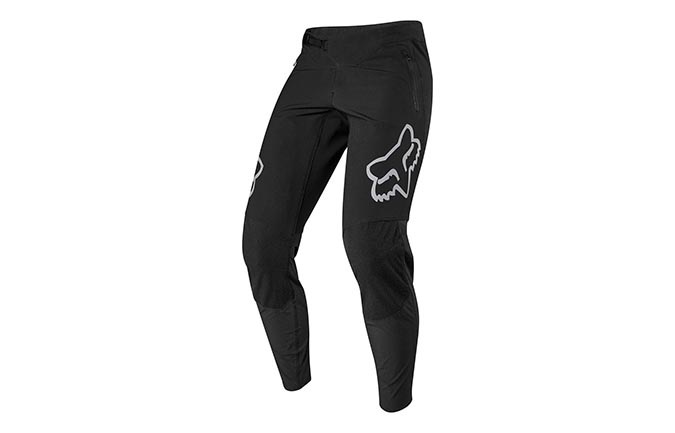 PANTALON FOX KID DEFEND NOIR 2020
