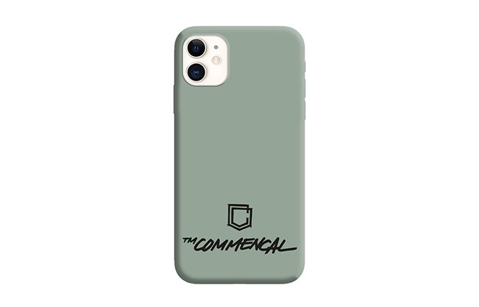 COQUE COMMENCAL IPHONE 11 HERITAGE GREEN