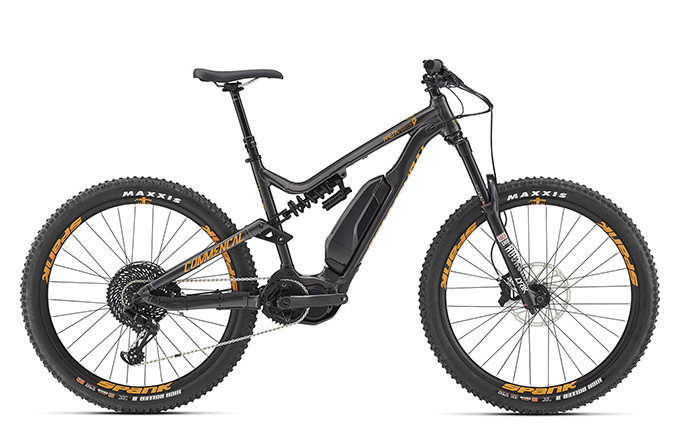META POWER RACE 650B+ GREY