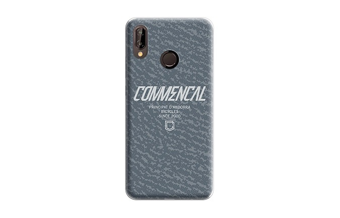 COQUE COMMENCAL HUAWEI P20 LITE GRISE 2019