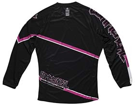 MAILLOT MANCHES LONGUES DH ROSE 2015