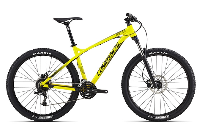 META HT TRAIL ORIGIN 650B YELLOW