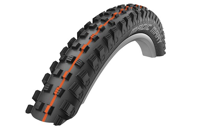 PNEU SCHWALBE MAGIC MARY 27.5 X 2.35 TUBELESS EASY ADDIX SOFT