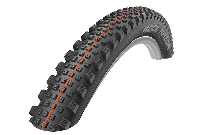 SCHWALBE ROCK RAZOR 27.5 X 2.35 SUPER GRAVITY ADDIX SOFT