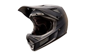 CASQUE FOX HEAD RAMPAGE PRO CARBON NOIR 2016