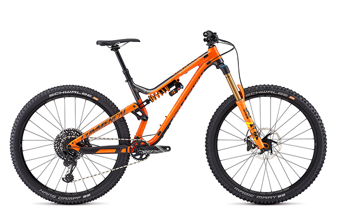 META AM 29 SIGNATURE ORANGE 2019