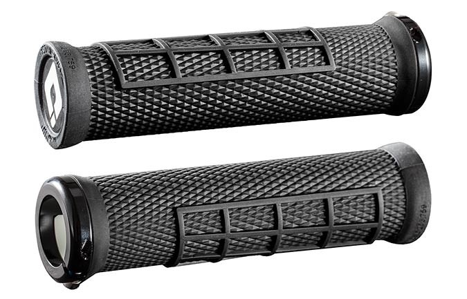 GRIPS ODI ELITE FLOW LOCK ON NOIR