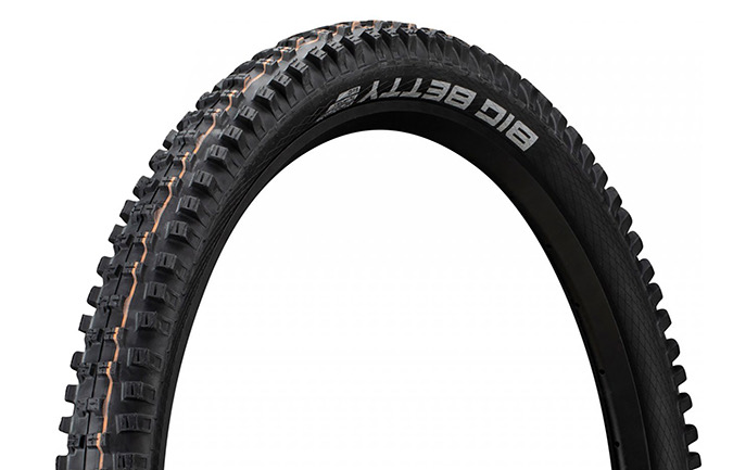 SCHWALBE BIG BETTY 26 X 2.4 SUPER TRAIL ADDIX SOFT