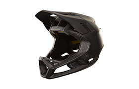 CASQUE FOX PROFRAME MATTE BLACK 2019