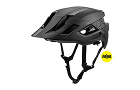 CASQUE FOX FLUX MIPS BLACK 2019