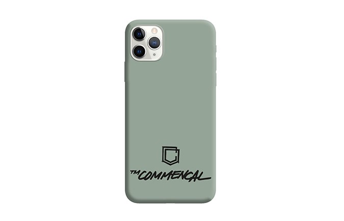 COQUE COMMENCAL IPHONE 11 PRO HERITAGE GREEN