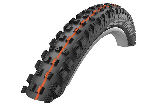 SCHWALBE MAGIC MARY 29 X 2.35 SUPER GRAVITY ADDIX SOFT