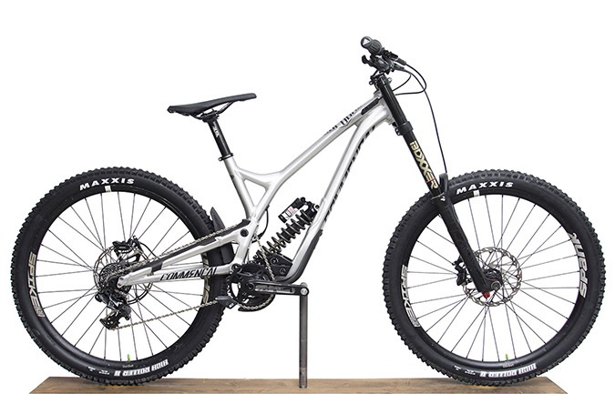 SUPREME DH V4.2 RACE 650B BRUSHED 2018 (M)
