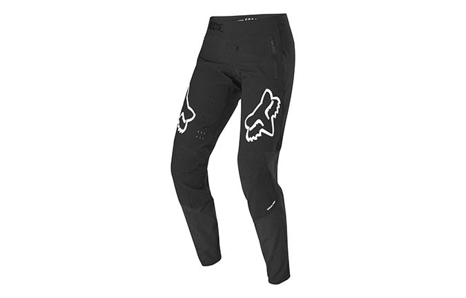 PANTALON FOX WOMAN DEFEND KEVLAR BLACK 2019