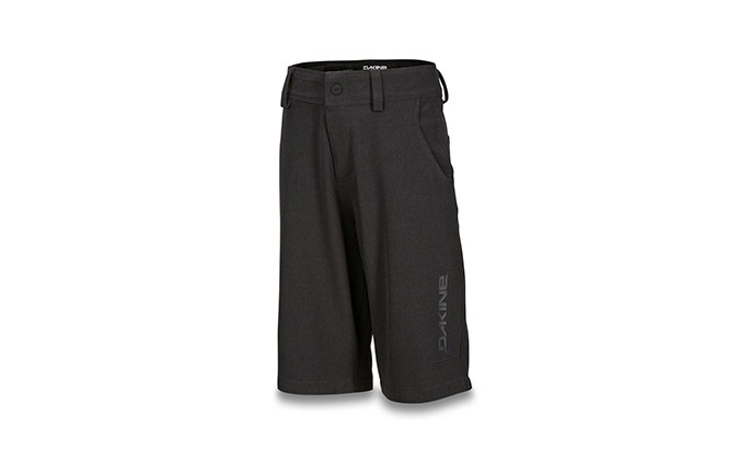 SHORT DAKINE KID PRODIGY BLACK 2019