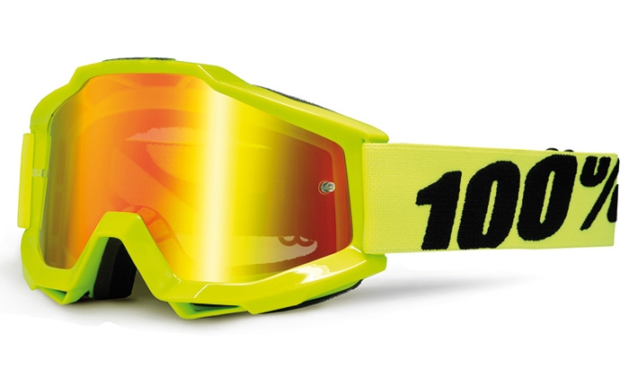 MASQUE 100% ACCURI FLUO YELLOW