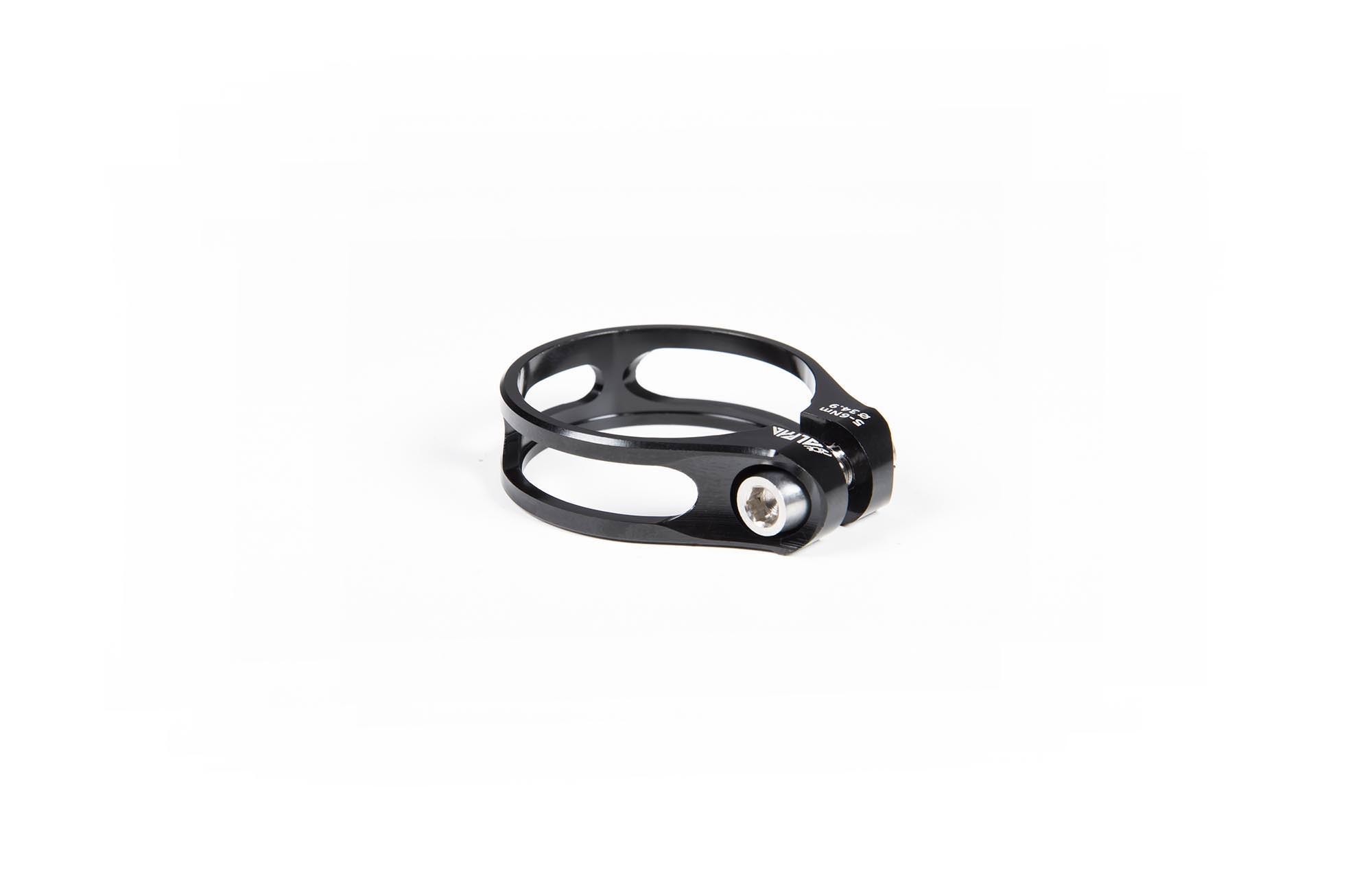 COLLIER DE SELLE RIDE ALPHA RACE  VIS TITANE 34,9MM