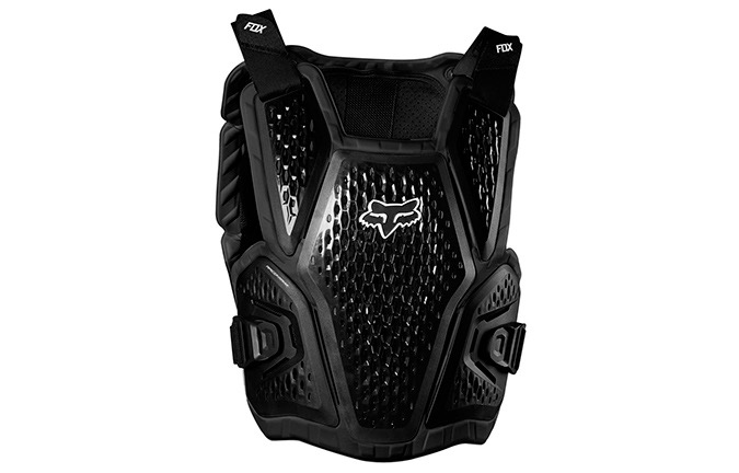 GILET DE PROTECTION FOX YOUTH RACEFRAME ROOTS BLACK 2019