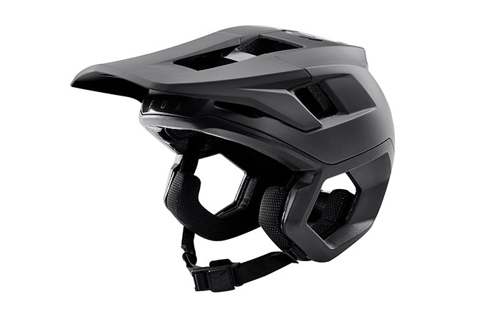 CASQUE FOX DROPFRAME PRO BLACK