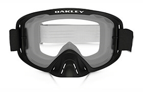 MASQUE OAKLEY 2.0 MX NOIR MAT CLEAN LENS
