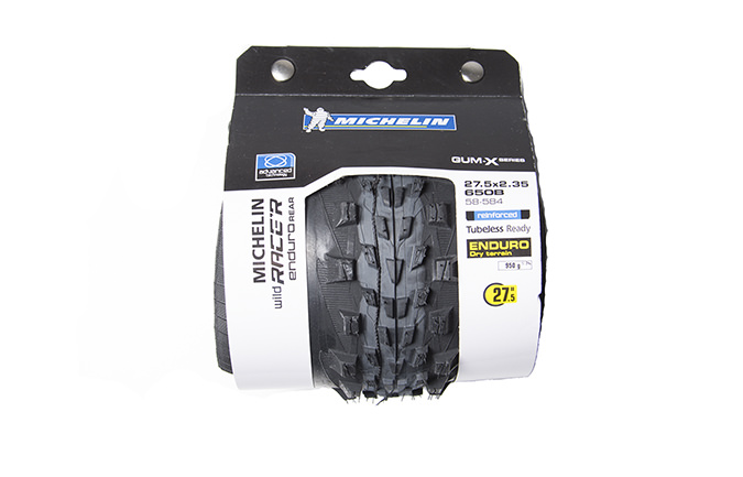 "MICHELIN ENDURO REAR 27,5"" x 2,35"" GUMX"