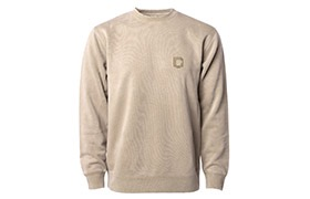 CREWNECK COMMENCAL SHIELD SANDSTONE 2019